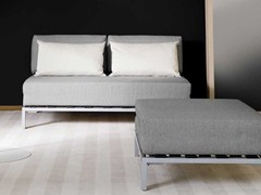 - Sofa bed with removable cover WILLY - Milano Bedding