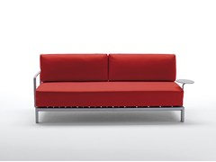 - Sofa bed with removable cover WILLY SIDE - Milano Bedding