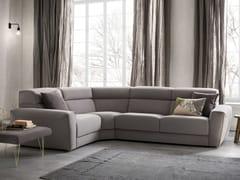 - Corner fabric sofa WINSTON | Corner sofa - Felis