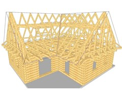 Calcolo struttura in legnoWoodCon B - Pareti in legno - SYSTEMS EDITORIALE E FINANZIARIA