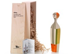 - Wooden sculpture WOODEN DOLL N.14 - Vitra