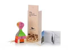 - Wooden sculpture WOODEN DOLL N.19 - Vitra