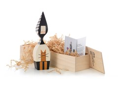 - Wooden sculpture WOODEN DOLL N.20 - Vitra