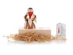 - Wooden sculpture WOODEN DOLL N.10 - Vitra