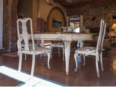 TAVOLO OVALE IN LEGNO SU MISURATAVOLO IN LEGNO 15 - GARDEN HOUSE LAZZERINI