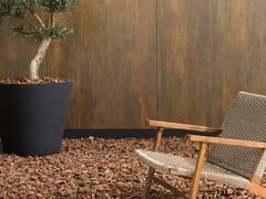 Pavimento/rivestimento in gres porcellanato effetto metalloXLIGHT ARCAN CORTEN - URBATEK - PORCELANOSA GRUPO
