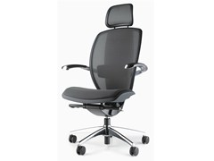 - Swivel executive chair with headrest XTEN® | Executive chair with headrest - Ares Line