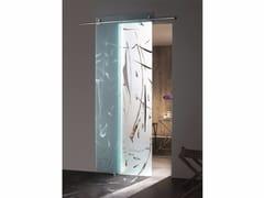 - Glass sliding door ZEFIRA - Casali