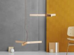 - LED handmade pendant lamp Y MODEL | Brass pendant lamp - Anour
