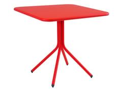 - Folding square table YARD - EMU Group S.p.A.