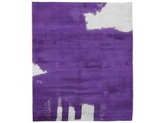 - Handmade rectangular rug Z2 ANOTHER WORLD - HENZEL STUDIO
