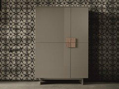 - Lacquered highboard with doors ZEN | Highboard with doors - Dall'Agnese