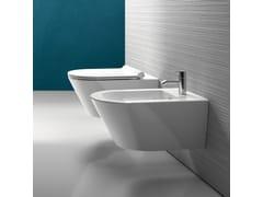 - Wall-hung toilet ZERO 55 | Toilet - CERAMICA CATALANO