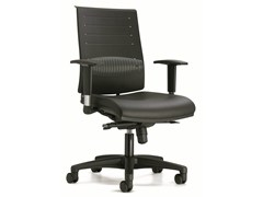 - Swivel plastic task chair with casters ZERO7 | Plastic task chair - Ares Line