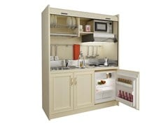 - Hideaway Mini Kitchen ZEUS K117 - Mobilspazio