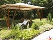Tonnelle en bambou BULAN - Systema Bamboo
