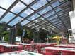Teto de alumínio para jardins de inverno SUNROOF - FRUBAU