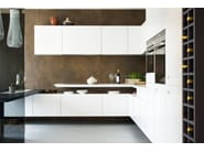 Custom kitchen Corian® kitchen - TM Italia Cucine