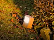 LED cement bollard light KIT-12 STILE NEXT POST - Lombardo