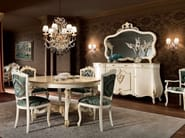 Dining room luxury Italian furnishings design - Villa Venezia Collection - Modenese Gastone
