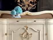 Sideboard carves and gold leaf applications - Villa Venezia Collection - Modenese Gastone