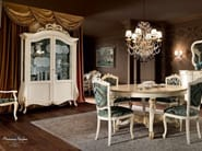 Dining room luxury Italian furnishings design - Villa Venezia Collection - Modenese Gastone