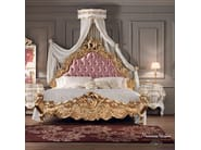 Double bed with upholstered headboard 11206 | Double bed - Modenese Gastone group