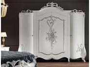 Inlaid luxury classical wardrobe interior design home decor - Villa Venezia Collection - Modenese Gastone