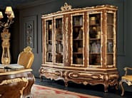 Bookcase classic furniture Italian interior design - Villa Venezia Collection - Modenese Gastone