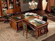 Chief writing desk with peninsula luxury - Villa Venezia Collection - Modenese Gastone