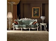 3-seat sofa hardwood furnish hotel sitting room - Villa Venezia Collection - Modenese Gastone