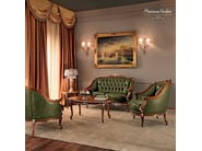 Tailormade leather armchair and sofa - Villa Venezia Collection - Modenese Gastone