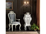 Classic luxury padded chair and phone stand - Villa Venezia Collection - Modenese Gastone