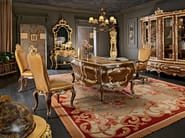 Luxury classic gold leaf studio office atelier - Villa Venezia Collection - Modenese Gastone