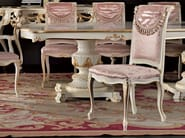 Velvet fabric chair - Villa Venezia Collection - Modenese Gastone
