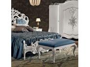 Bedroom padding with Swarovski button luxury design - Villa Venezia Collection - Modenese Gastone