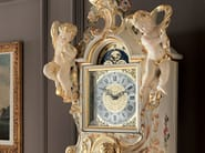 Grandfather clock carved gold leaf - Villa Venezia Collection - Modenese Gastone