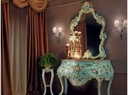 Inlaid and carved dresser handmade in Italy - Villa Venezia Collection - Modenese Gastone