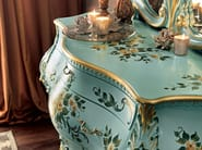 Inlaid and carved dresser classic Italian furniture - Villa Venezia Collection - Modenese Gastone