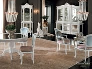 Interior design for furnishing hotel dining room - Casanova Collection - Modenese Gastone