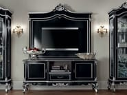 Interior design classic salon furnishing TV-stand - Casanova Collection - Modenese Gastone