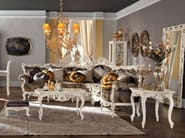Living room with luxury furniture - Casanova collection - Modenese Gastone