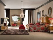 Luxury classic bedroom with private room - Casanova Collection - Modenese Gastone