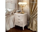 Home bedroom furnishing ideas, night stand - Casanova Collection - Modenese Gastone