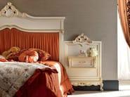 Classic interior design hardwood night stand - Casanova Collection - Modenese Gastone