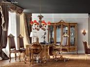 Luxury classic hardwood Italian furniture for furnishing office - Casanova Collection - Modenese Gastone