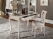 Classic luxury interiors writing desk in hardwood - Casanova Collection - Modenese Gastone