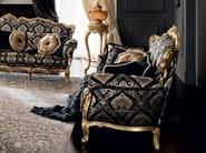 Venetian classic luxury living room ebroidered fabrics - Casanova Collection - Modenese Gastone