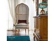 High-back fabric armchair 12428 | Armchair - Modenese Gastone group