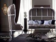 Dome chair Versailles burlap backed chair - Casanova Collection - Modenese Gastone